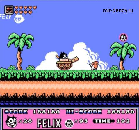 игра кот денди
